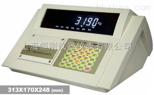 XK3190-DS1地磅显示器