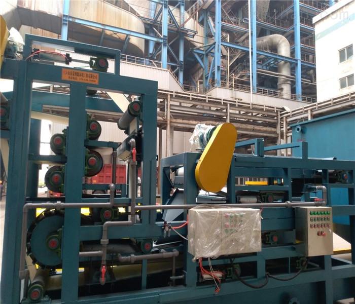 双网带式压滤机 建筑打桩污泥处理设备