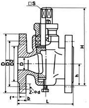 不锈钢旋塞阀X43W-10P