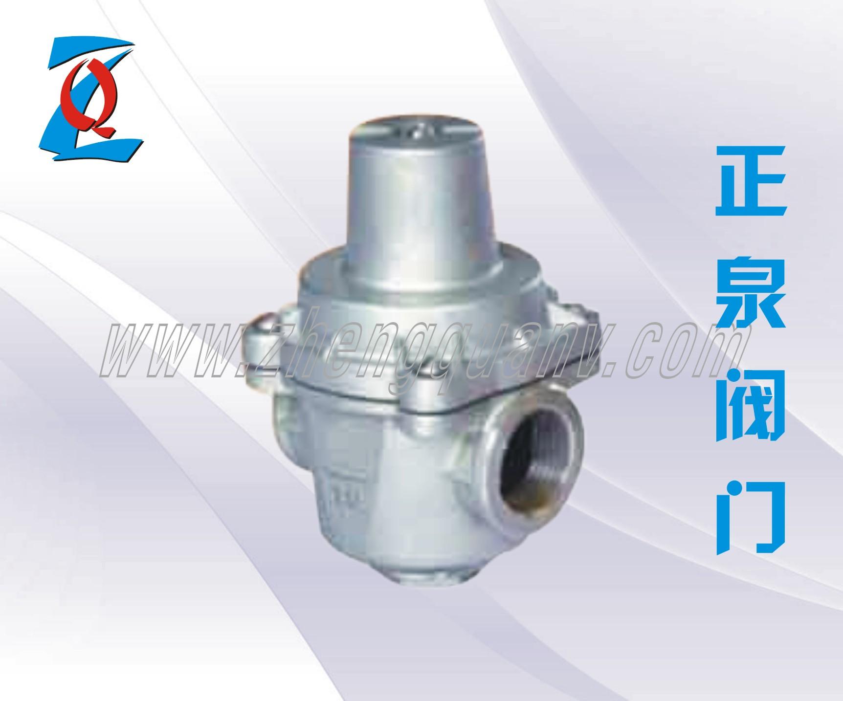 不锈钢支管式减压阀YZ11X
