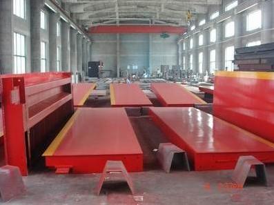 scs 3 6米50吨汽车地磅,3 6米30吨汽车衡高清图片