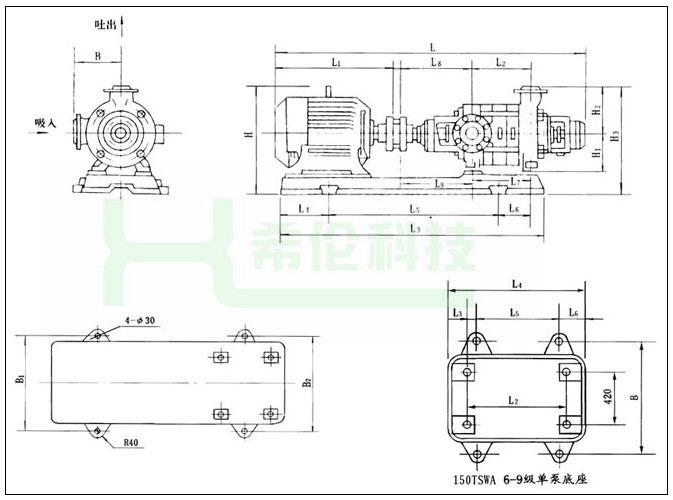 厂家主要生产离心泵,qdlf轻型立式多级离心泵,chlf轻型卧式多级离心泵