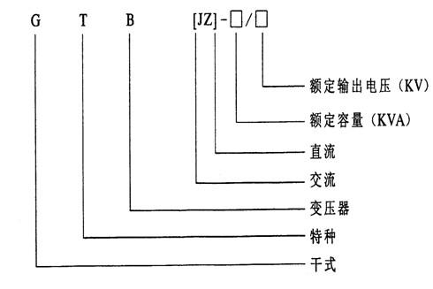 ⒌当两台试验变压器作串级连接时(原理图如下),第Ⅰ台和第Ⅱ台的额定