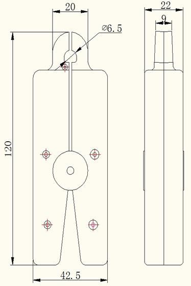 q6-钳形互感器-上海高压测试仪厂家