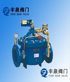 700X多功能水泵控制阀