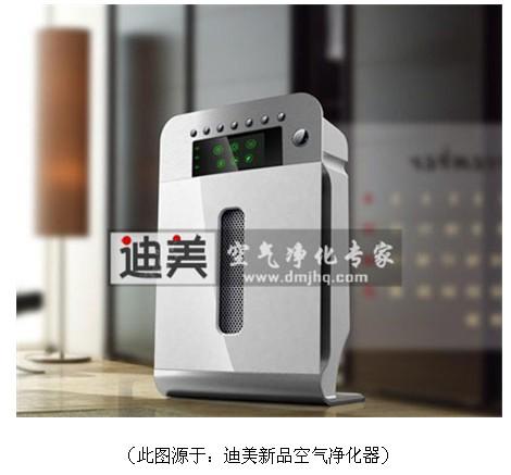 的目的.   净化空气   工作原理如下:机器内的微风扇(又称
