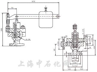 首页 中国环保在线 阀门类 安全阀 脉冲式安全阀 上海中石化阀门制造图片