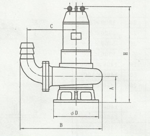 wq无堵塞潜水排污泵维护与保养
