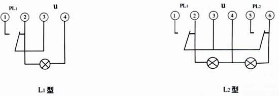 压力继电器 > pd-h-l1/2压力继电器