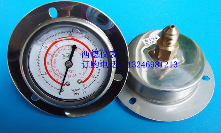 空调压力表,空调冷媒压力表