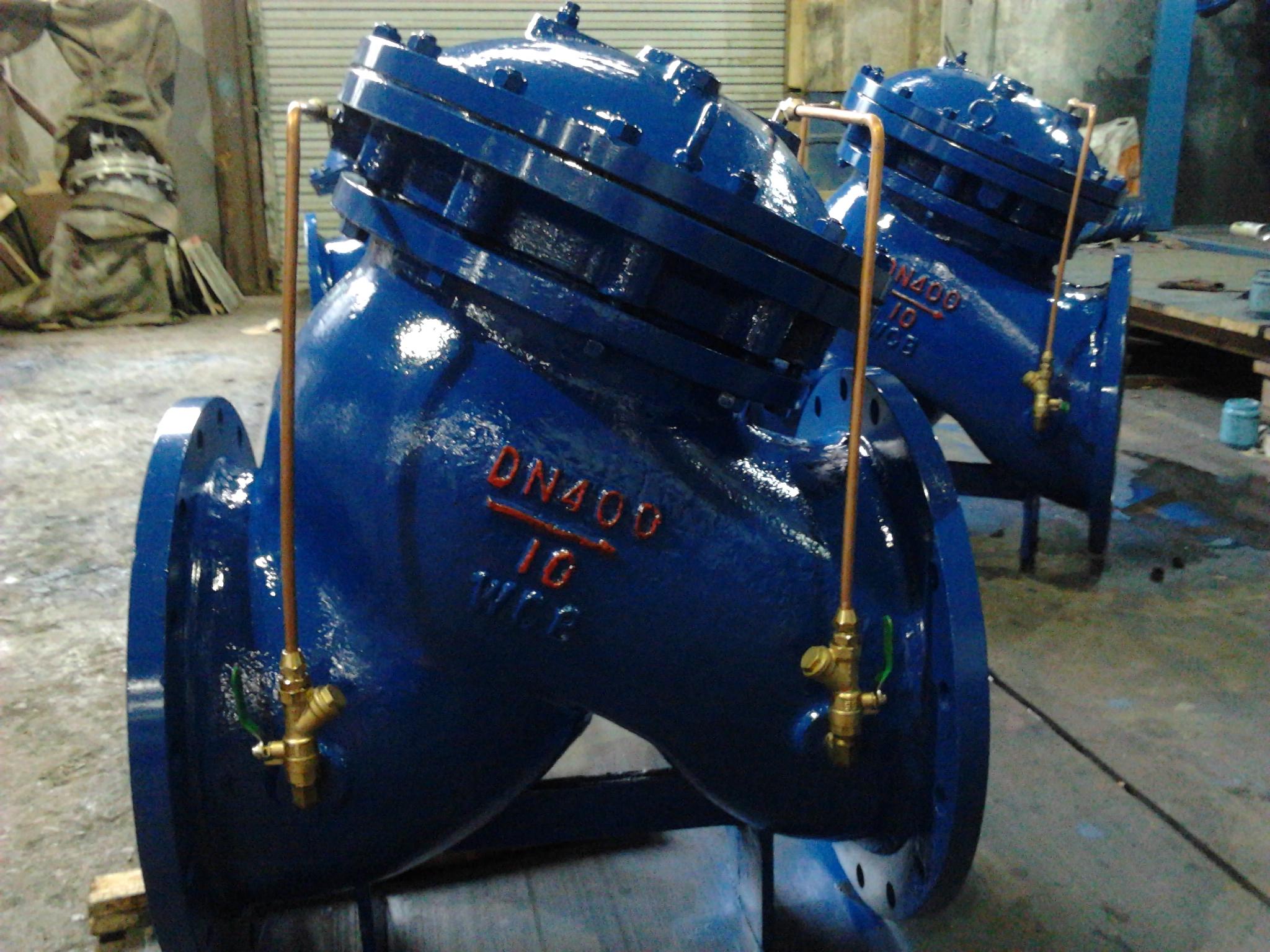 jd745x-膜片式多功能水泵控制阀图片