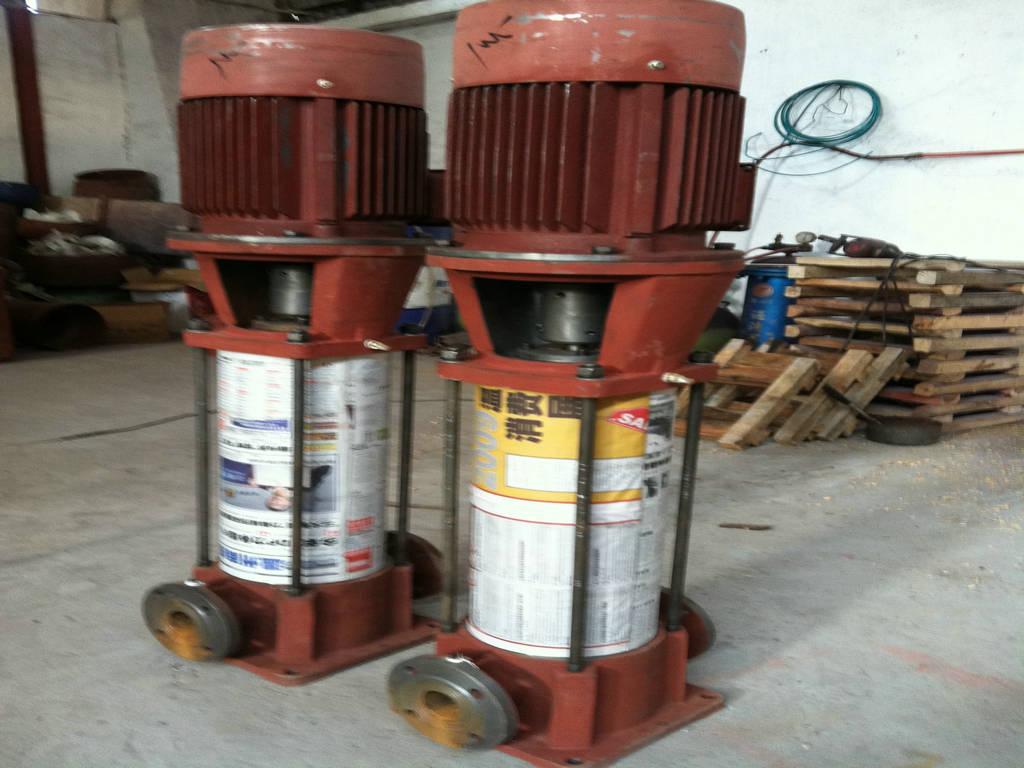 6/10-80(i)*8-立式多级不锈钢管道消防泵哪里好