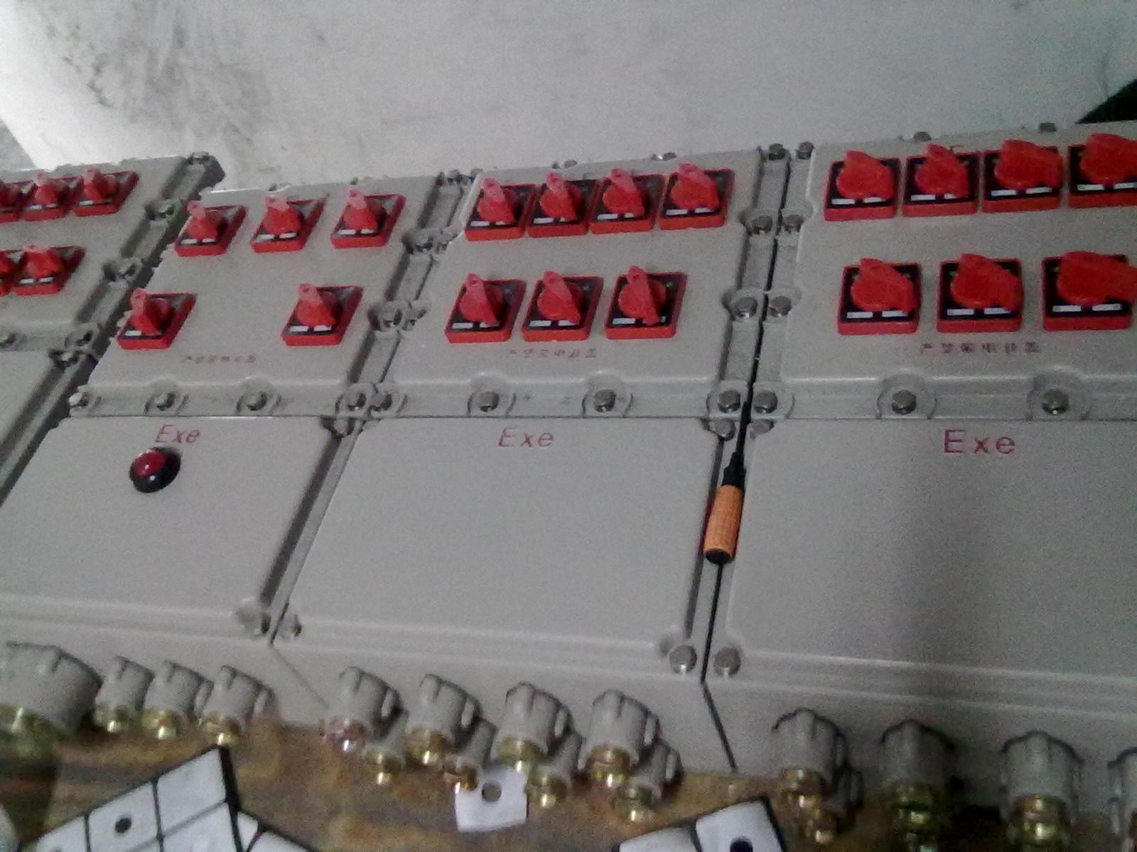 照明动力配电箱从字面上的解释是,照明配电箱和动力配电箱,箱子的名称