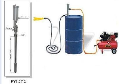 油桶抽油泵的结构及工作原理