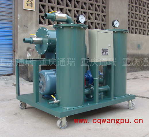 YL-B-300轻便式滤油机