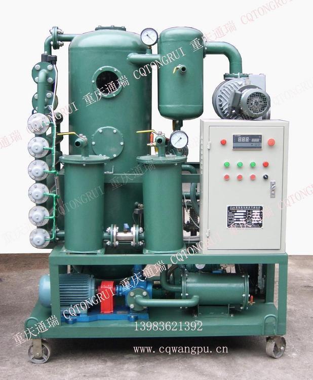 ZJA-30真空抽注滤油机