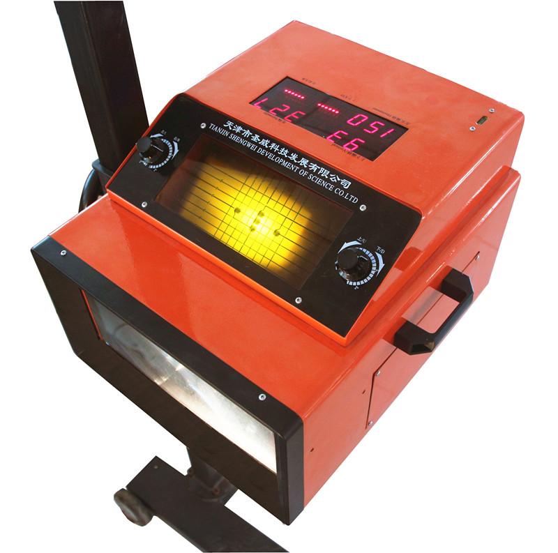 sv-d5t-汽车前照灯检测仪 灯光检测仪 数码管显示