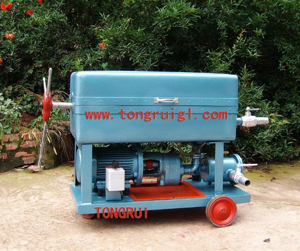 BK-300压力滤油机