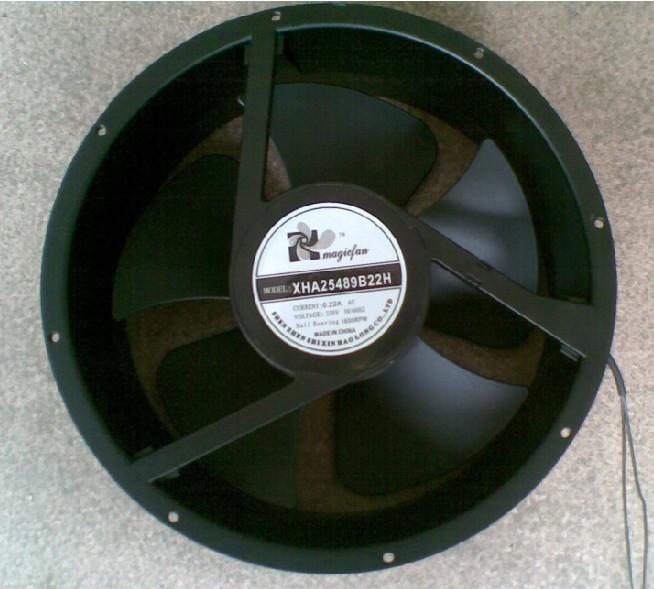 直流散热风扇是使用直流电为其提供电源