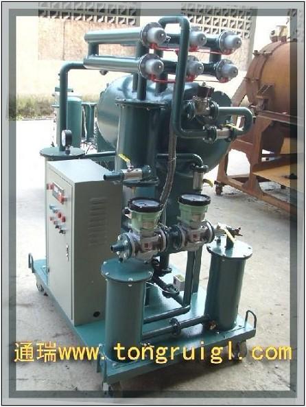 真空滤油机带流量计